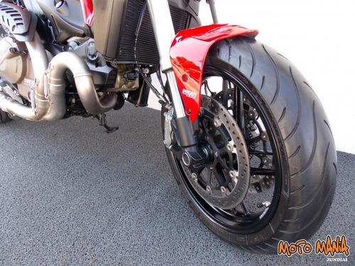 monster 821 2016 vermelha