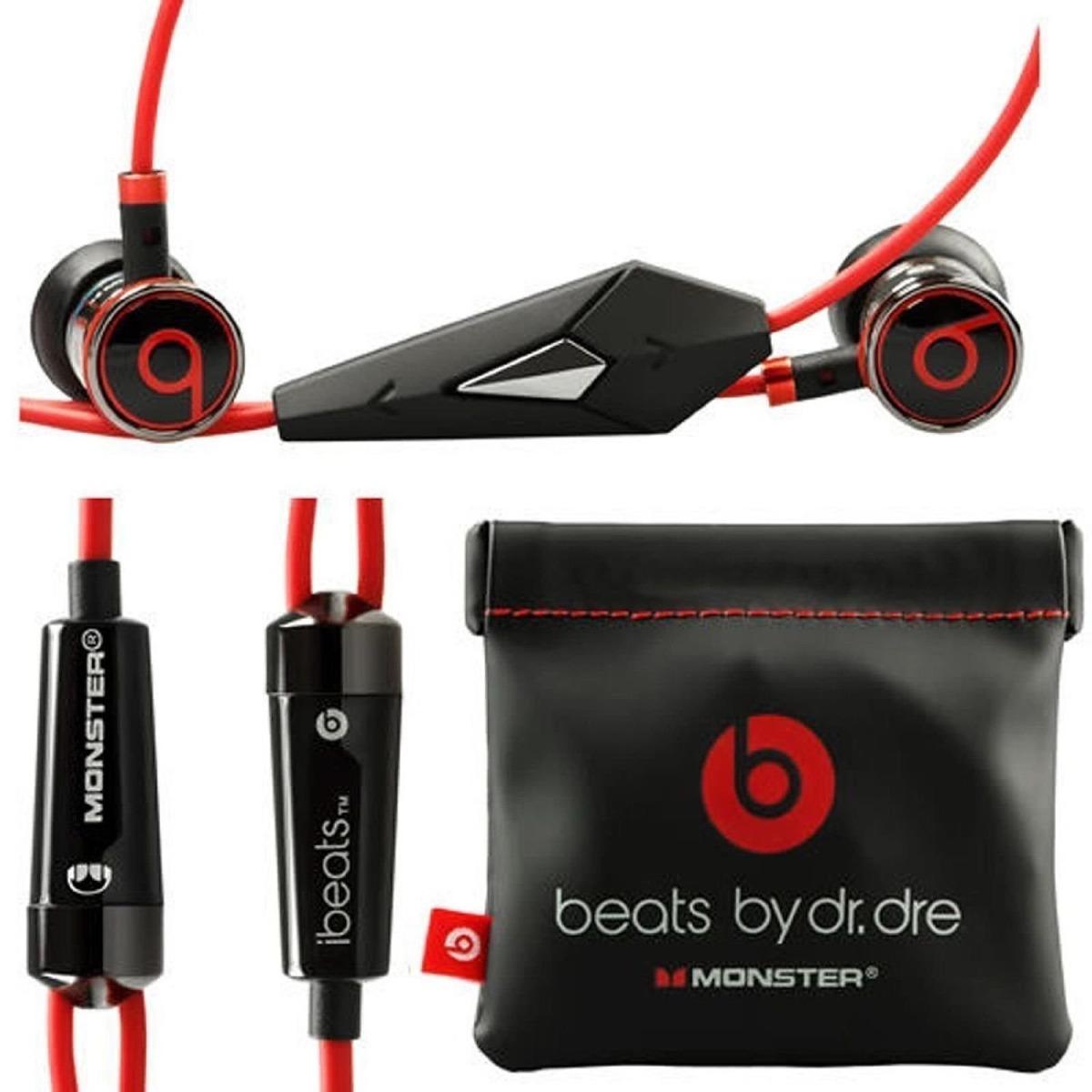 637ad946b67 monster beats de dr dre ibeats auriculares con controltal. Cargando zoom.