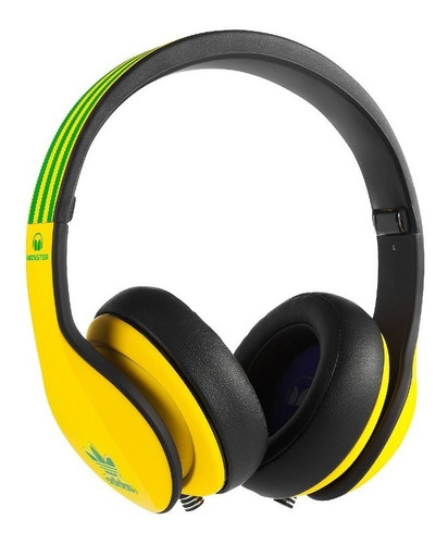 monster beats fone adidas originals+pronta entrega+original