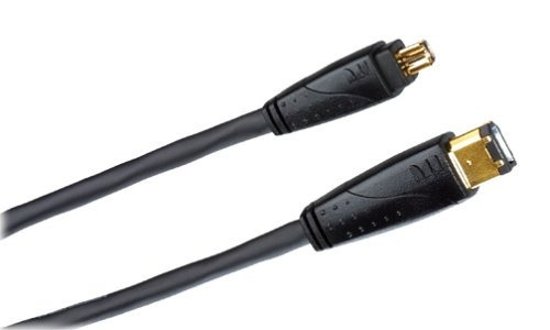 monster cable j2camav dv-6ieee 1394firewire camcorder a p