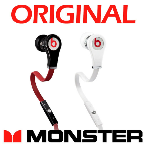 monster dr dre beats ear buds by in tour fone de ouvido