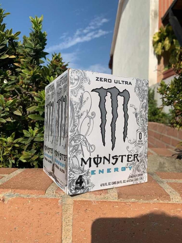 monster energy bebida