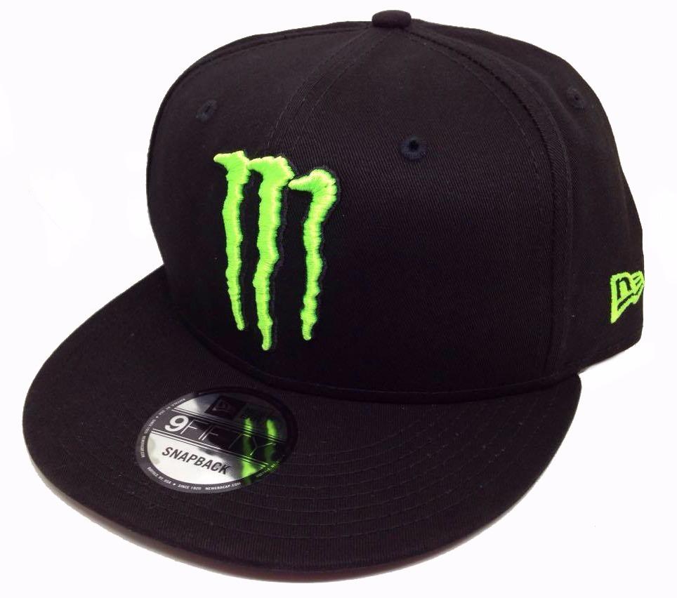 monster energy new era exclusivo limitado snapback 9fifty. Cargando zoom. a9b436fa2cb7