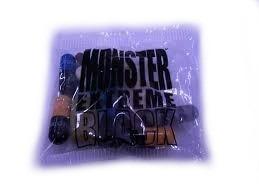 monster extreme black - 44 packs