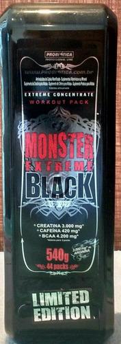 monster extreme black probiotica