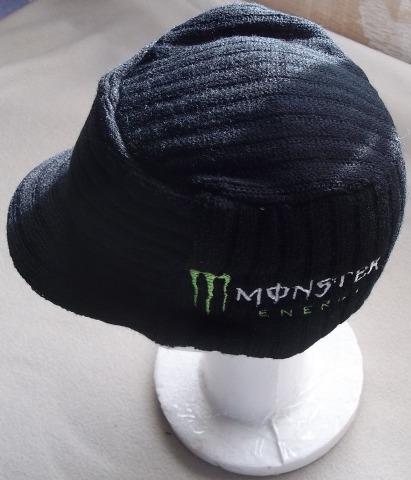 Monster Gorra Lana Con Visera -   60 c0bd0bae1a1