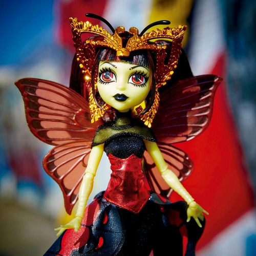 monster high boo york novas estrelas goth moth