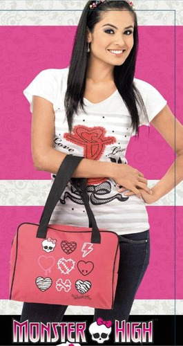 monster high cartera modelo exclusivo original *****