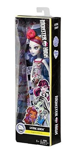 monster high catrine demew doll
