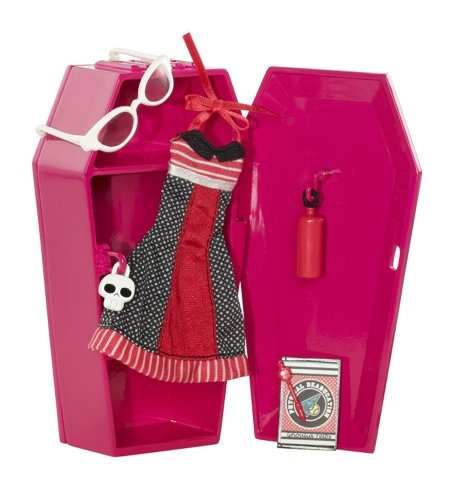 monster high classroom playset y ghoulia yelps doll