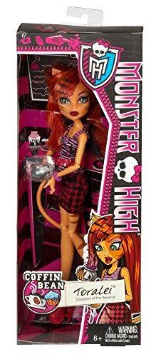 monster high coffin bean toralei doll