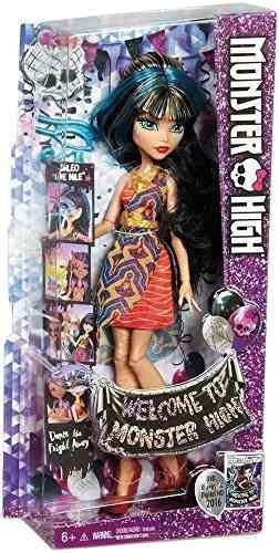 monster high dance the fright away cleo de nile doll!