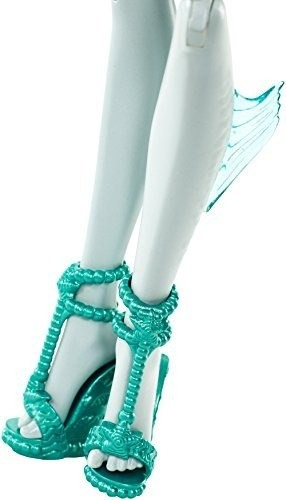 monster high dance the fright away lagoona blue doll!