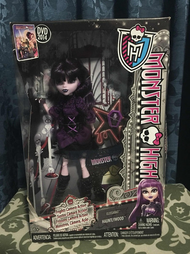 monster high - elissabat