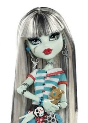 monster high frankie stein nueva serie escuela