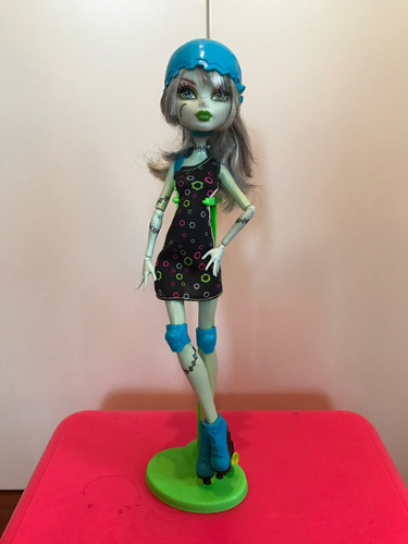 monster high frankie stein roller maze