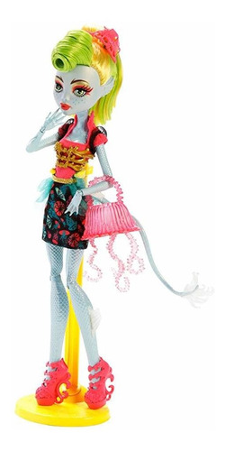 monster high freaky fusion lagoonafire doll.