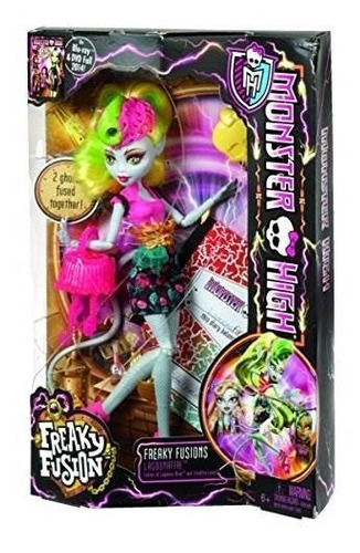 monster high freaky fusion lagoonafire mu?eca