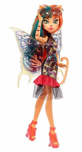 monster high  garden ghouls wings toralei