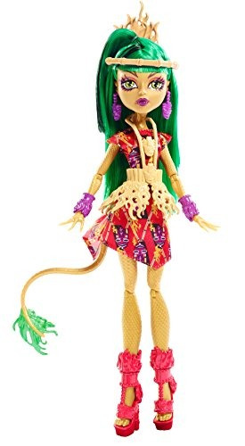 monster high ghouls .getaway jinafire long doll