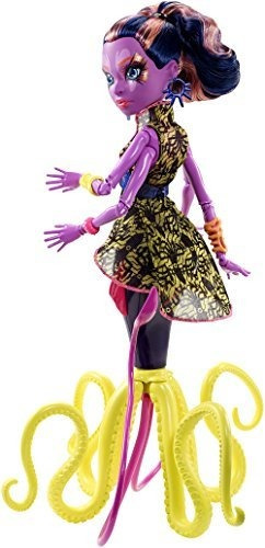 monster high gran scarrier reef down under ghouls kala mer.r