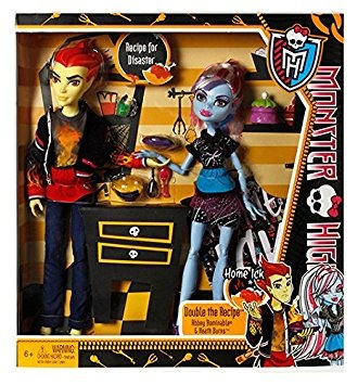 monster high juguete