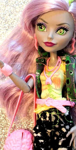 monster high moanica draculaura duo pack muñeca welcome 2016