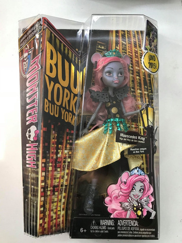 monster high mouscedes king