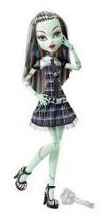 monster high muñeca frankie stein-día del niño