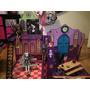 Escuela De Monster High Con 4 Monster High