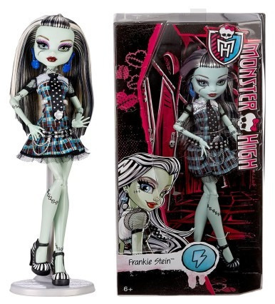 monster high muñecas varios modelos mattel - fair play toys