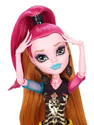 monster high new scaremester gigi grant doll (descontinuado