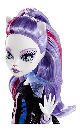 monster high nuevo scaremester catrine demew fashion doll