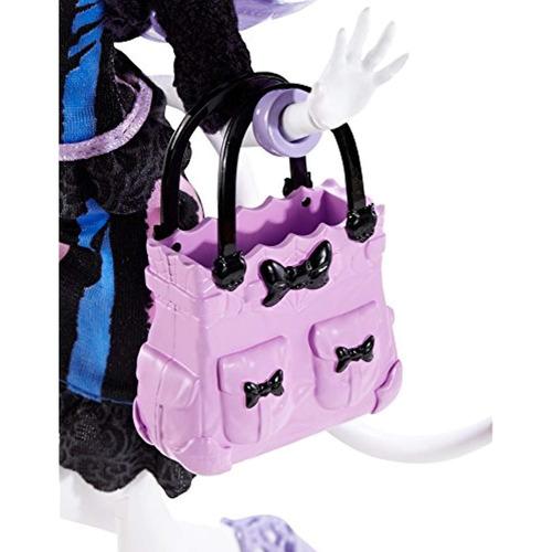 monster high nuevo scaremester catrine demew moda muñeca