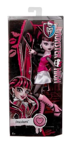 monster high original draculaura doll - nuevo y sellado!