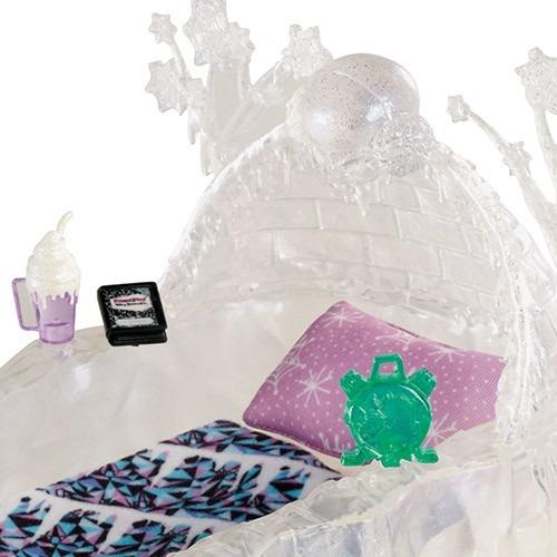 monster high quartos de arrepiar cama gelada