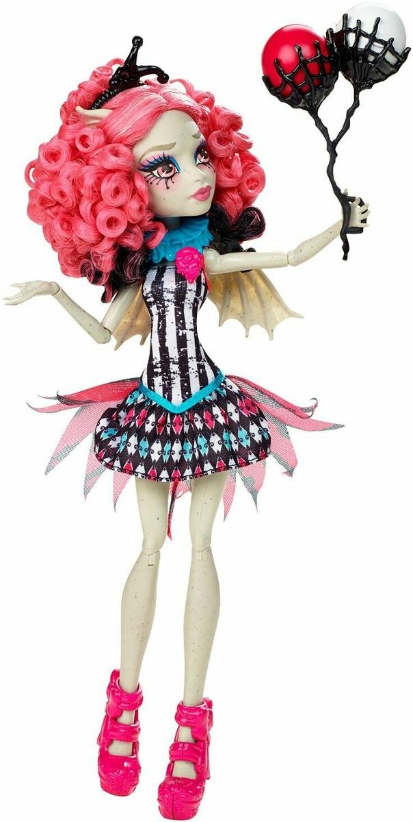 Monster High Rochelle Goyle Circo Monstruoso - $ 899.00 en ...