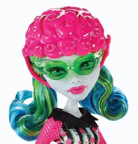 monster high roller maze ghoulia yelps doll