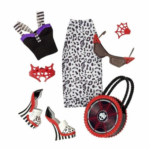 monster high ropa fashion signer  operetta  a0285
