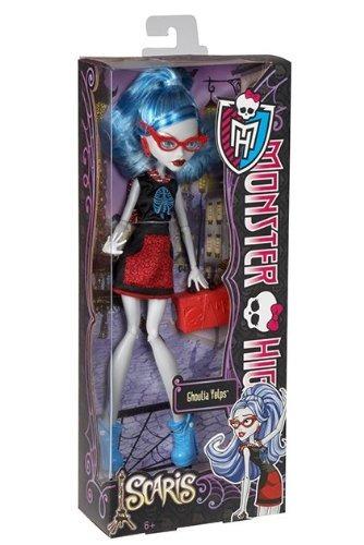 monster high scaris ciudad de los sustos ghoulia yelps doll