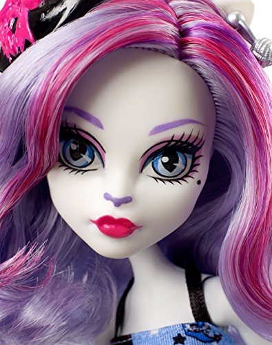 monster high shriekwrecked shriek mates catrine demew doll