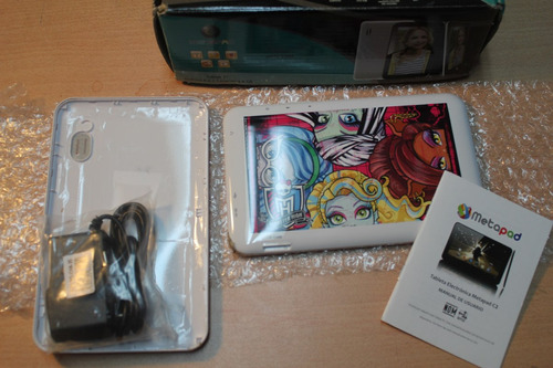 monster high tablet 7  android 8gb capacitiva dual core