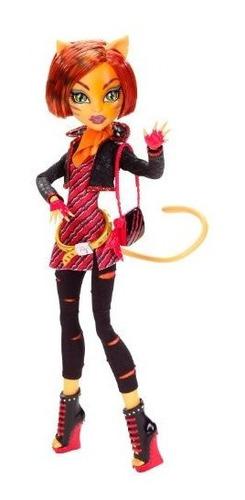 monster high toralei stripe doll con mascotas sweet fang
