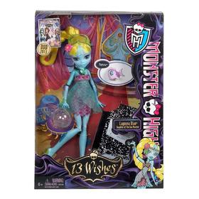 Monster High Varios Modelos 13 Deseos... Originales Mattel