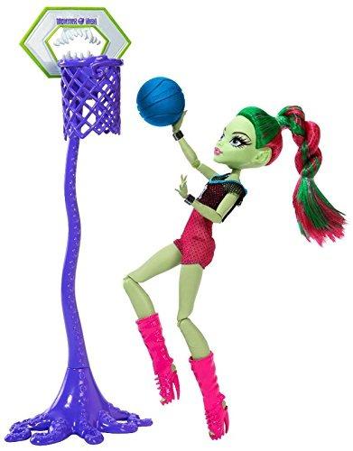 Monster High Venus Mcflytrap Casketball Champ - $ 149.990 en Mercado ...