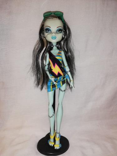 monster hight set de 5 muñecas