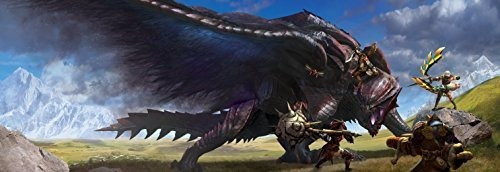 monster hunter 4 ultimate standard edition nintendo 3ds