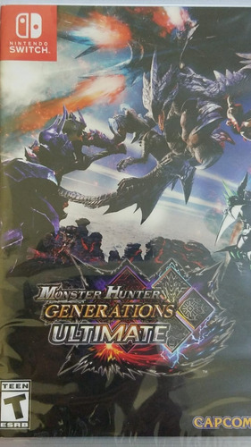 monster hunter generations ultimate nintendo switch delivery