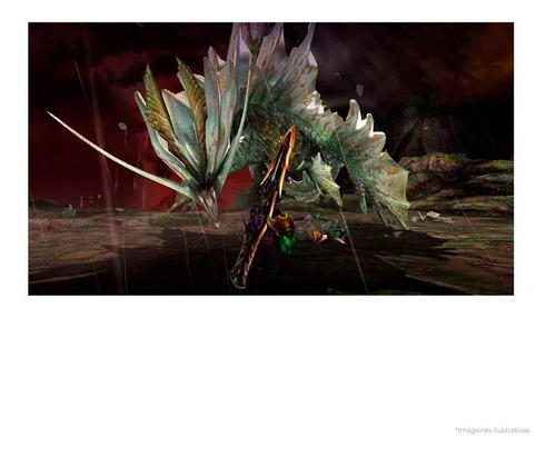 monster hunter generations ultimate para switch a meses