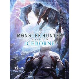 Monster Hunter World: Iceborne Pc Steam Entrega Inmediata
